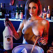 Ashlee Nova Make Jello Shots Picture Set & HD Video