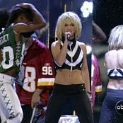 Britney Spears Medley Live NFL Kickoff Special 2003 Video
