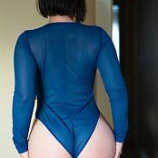Bryci Blue Mesh Picture Set