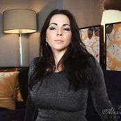 Goddess Alexandra Snow Focus HD Video