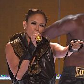 Jennifer Lopez Louboutins Live AMA 2009 HD Video