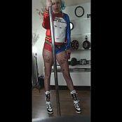Kalee Carroll Naughty Harley Quinn Tease Video