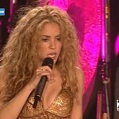 Shakira Hips Don't Lie Live Rock In Rio Video