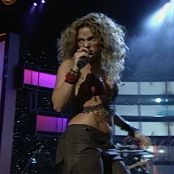 Shakira La Tortura Live Fashion Rocks 2005 Video