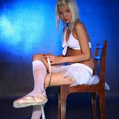 Young Gusel An Very Sweet Ballerina Picture Set
