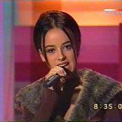 Alizee Moi Lolita TV POL 2001 Video