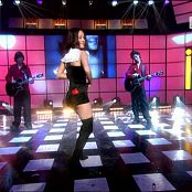 Alizee Butt Rotate Top of The Pops Video