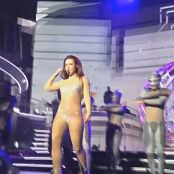 Britney Spears Live Glittering Catsuit HD Video