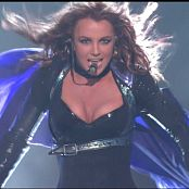 Britney Spears Toxic Live OHT Black Latex Casuit 2004 HD Video