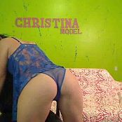Christina Model Camshow Video 49