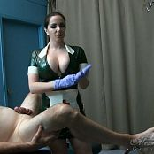 Goddess Alexandra Snow Take The Whole Enema Bag HD Video
