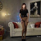 Jeny Smith Pantyhose Review HD Video
