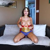 Katie Banks Hero Worship JOI Solo HD Video