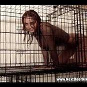 Nextdoornikki Wet Caged and Slutty Fishnets Video
