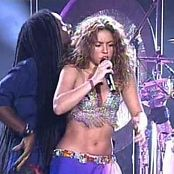 Shakira Hips Dont Lie Live Directo Plaza De Toros De Las Vntas Madrid 2006 Video