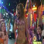 Shakira Hips Dont Lie Live MTV TRL Spring Break 2006 Video