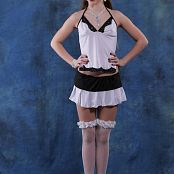 Silver Jewels Alice White Dress Picture Set 3