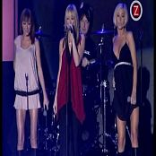 Atomic Kitten If You Come To Me Live Swedish Hit Music Awards 2003 video