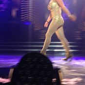 Britney Spears Golden Goddess Outfit POM HD Video
