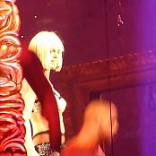 Britney Spears Freakshow Sexy Lingerie Circus Tour HD Video