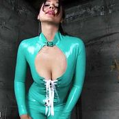 Ceara Lynch Dungeon Latex Milking JOI Video