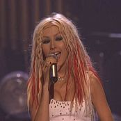 Christina Aguilera Come on Over Live My Reflections Tour DVDR Video