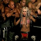 Christina Aguilera Dirrty DVDR Video