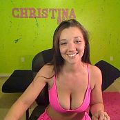 Christina Model Camshow Video 51