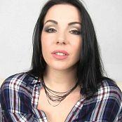Goddess Alexandra Snow Split Differential Trance HD Video