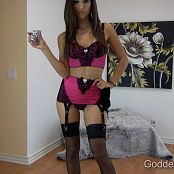 Goddess Rodea Chastity Lingerie Show HD Video