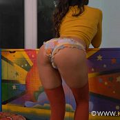 KTso By The Piano Striptease 4K UHD Video