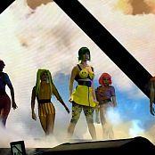 Katy Perry Walking On Air Live Phones 4u Arena 2014 Video