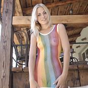 TeenMarvel Lili Rainbow Mesh HD Video