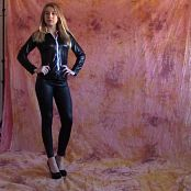 TeenModelsClub Carly Leather Jacket HD Video