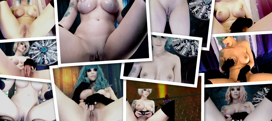 Anna Molli MyFreeCams Camshow Videos Megapack Part #4