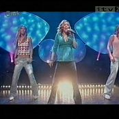 Atomic Kitten Its OK Live CDUK 2002 Video