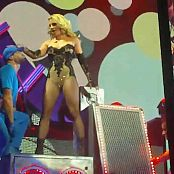 Britney Spears How I Roll Live Sacramento HD Video
