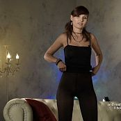 Jeny Smith Pantyhose Striptease HD Video