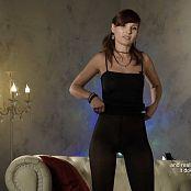 Jeny Smith Pantyhose Striptease HD Video