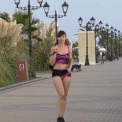 Jeny Smith Pink In Public HD Video