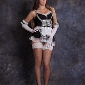 Silver Angels Erica Maid Picture Set 1