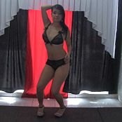 Yamile Black Bikini Lingerie TCG HD Video 001