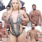 Aj Applegate Gorgeous Thick Whore Rough Anal Gangbang SZ1570 HD Video