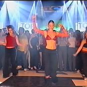 Alice Deejay Back In My Life Live TOTP 2000 Video