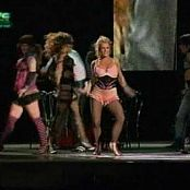 Britney Spears Crazy Live Onyx Hotel Lisboa DVDR Video