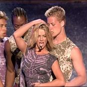 Britney Spears Oops I Did It Again Live In Hawaii DVDR Video