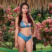 Jasmin Blue Bikini Lingerie JTM Picture Set 002