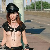 Jeny Smith Pride Parade Picture Set & HD Video