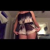 Kalee Carroll OnlyFans New Dress & New Hair Video
