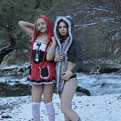 MarvelCharm Rebecca & Violet Winter Trip Picture Set